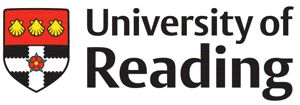Il logo dell'Università di Reading
