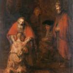 Il ritorno del figliol prodigo di Rembrandt