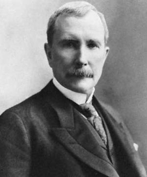 John D. Rockefeller, il più ricco uomo della storia