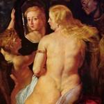 Venere al bagno di Rubens