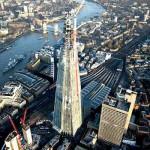 Lo Shard progettato da Renzo Piano