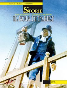 La copertina del primo numero de Le Storie