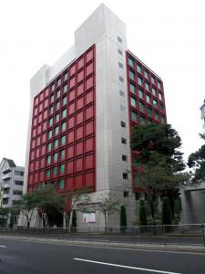 L'Istituto Italiano di Cultura a Tokyo (foto di Yasu via Wikimedia Commons)