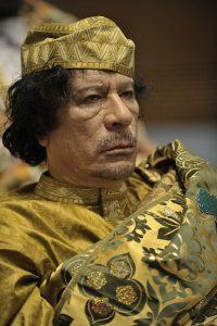 Muammar Gheddafi aveva un patrimonio che lo ha fatto entrare tra i cinque uomini più ricchi della storia