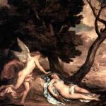 Amore e Psiche di Van Dyck
