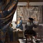 Allegoria della pittura di Vermeer