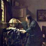 Astronomo di Vermeer