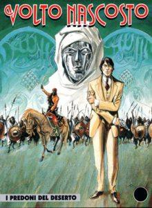 La copertina del primo numero di Volto Nascosto