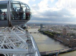 Cinque attrazioni all'aperto per bambini a Londra