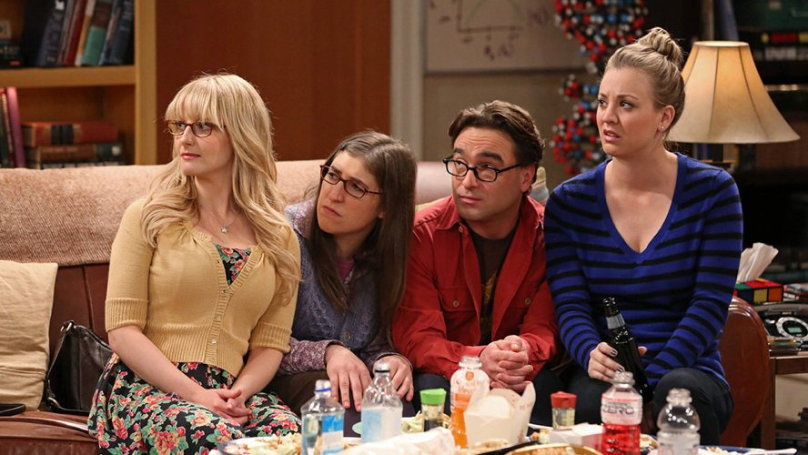 The Big Bang Theory è la serie tv più vista dell'annata USA
