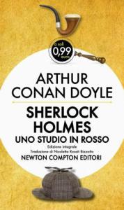 """""""Uno studio in rosso"""" di Arthur Conan Doyle"""