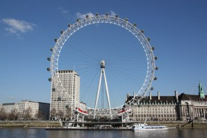 Il London Eye, nuovo simbolo di Londra
