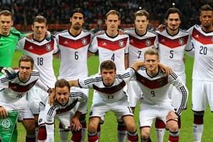 Una formazione della Germania