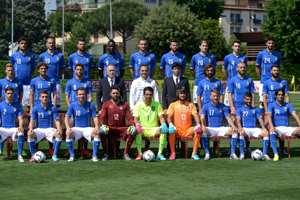 La rosa dell'Italia ai Mondiali del 2014