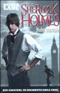 """""""Nube misteriosa"""", la prima avventura del ciclo Young Sherlock Holmes"""