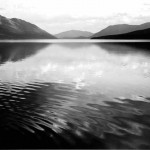 McDonald Lake di Ansel Adams