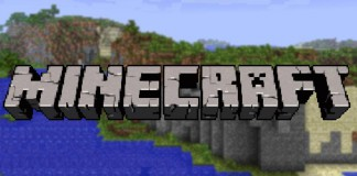 Il logo di Minecraft, uno dei videogiochi sandbox più venduti di tutti i tempi