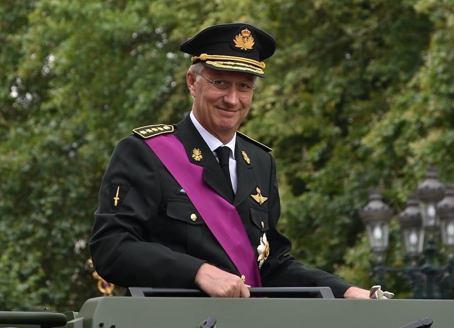 Re Filippo del Belgio (foto di Paul Hermans via Wikimedia Commons)