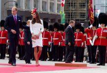 Tra le monarchie europee quella più affascinante è quella inglese: ecco William e Kate del Regno Unito a Ottawa (foto di Brian Gratwicke via Flickr)