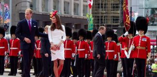 Tra le monarchie europee quella più affascinante è quella inglese: ecco William e Kate del Regno Unito a Ottawa (foto di Brian Gratwicke via Flickr)