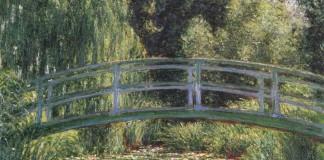 Lo stagno delle ninfee di Claude Monet