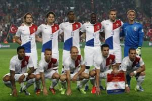 Una formazione dell'Olanda