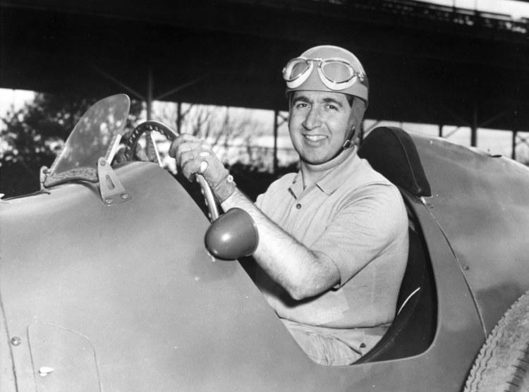 Alberto Ascari, uno dei più grandi piloti della sua epoca