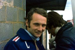 Niki Lauda in gioventù