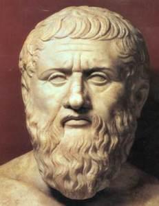 Platone riprese molti dei più importanti dualismi della storia della filosofia a lui precedente