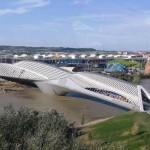Il Padiglione-ponte di Zaha Hadid