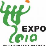 Il logo di Shanghai 2010