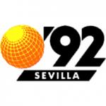 Il logo dell'Expo '92 di Siviglia