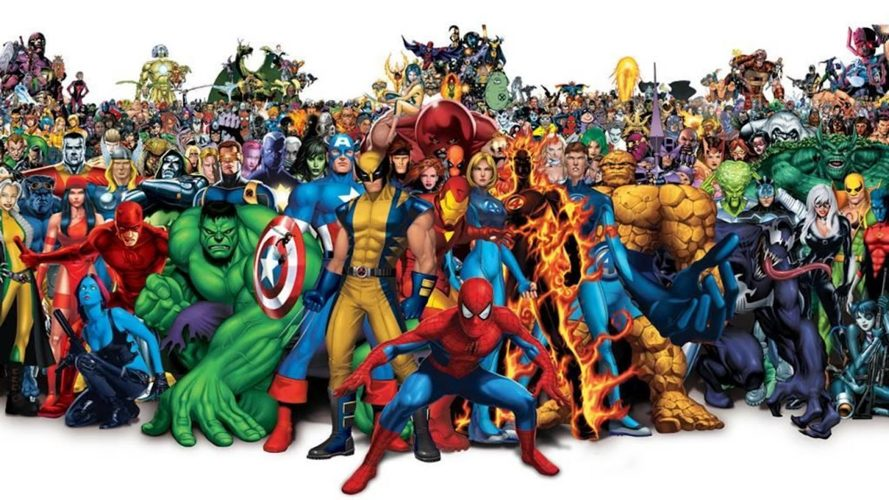 I principali personaggi della Marvel, protagonisti delle sue migliori storie