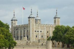 Il complesso della Torre di Londra