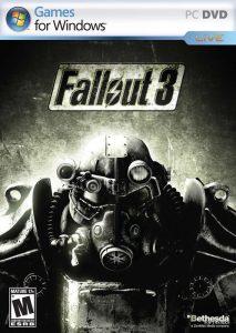 La copertina di Fallout 3