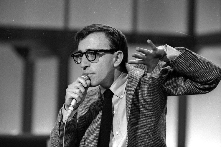 Woody Allen e le sue battute sul sesso e sull'amore