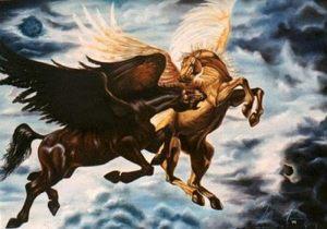 La biga alata, protagonista di uno dei più famosi miti di Platone