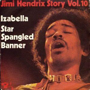 Jimi Hendrix e l'inno americano