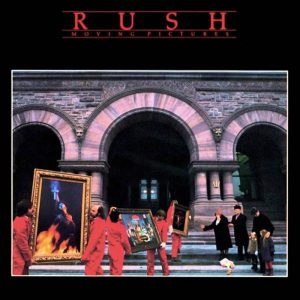 Moving Pictures, lo straordinario album dei Rush che conteneva YYZ