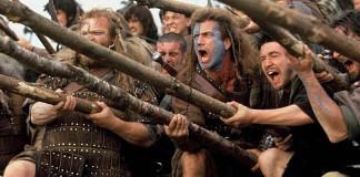 Braveheart e altri grandi film ambientati nel Medioevo