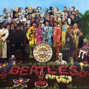 Sgt. Pepper's Lonely Hearts Club Band dei Beatles
