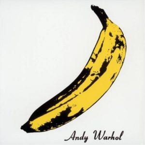 The Velvet Underground & Nico, il celebre disco con in copertina la banana di Andy Warhol