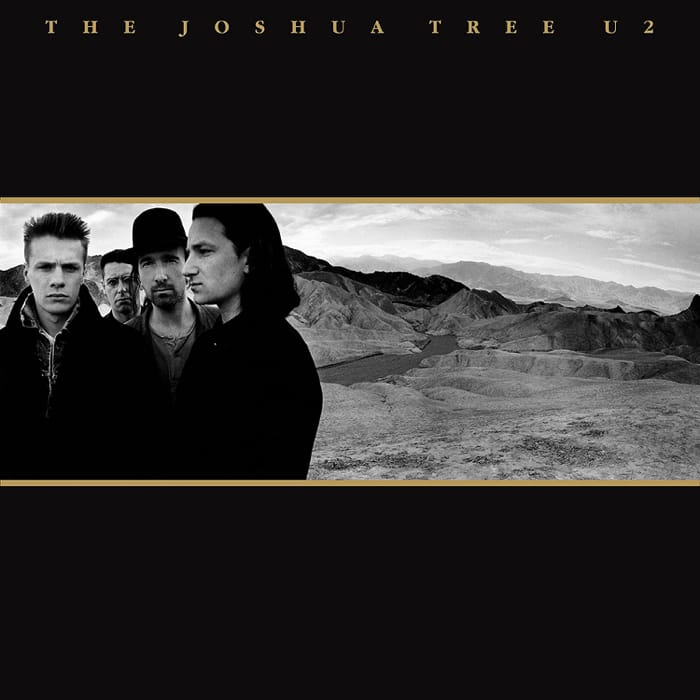 The Joshua Tree degli U2