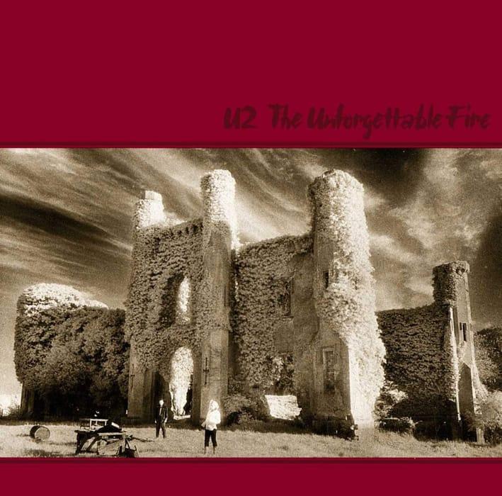 The Unforgettable Fire degli U2