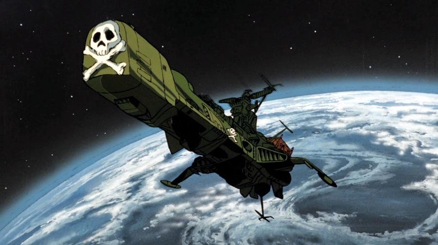 L'Arcadia di Capitan Harlock