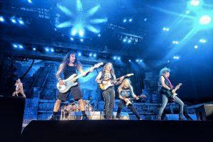 Gli Iron Maiden
