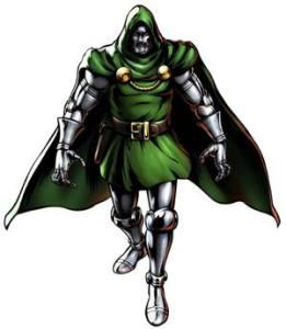 Il Dottor Destino, alias Victor von Doom