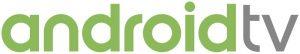 Il logo di Android TV