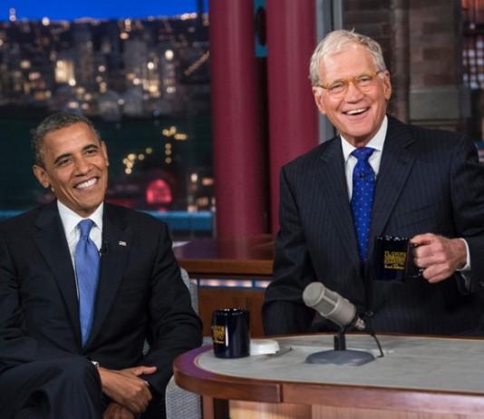 David Letterman e altri grandi conduttori di talk show americani