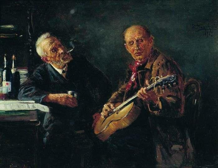 Amici di Konstantin Makovskij